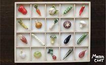 マスターズクラフト 手作り箸置き お野菜20種アソート