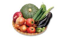 ファーマーズマーケットり菜あん新鮮な季節の野菜詰め合わせセット