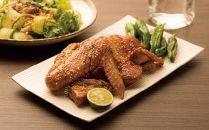 宮崎地頭鶏メス鶏1羽半セット