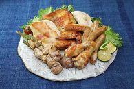 【一時受付中止】(17,000pt)【三重が誇るブランド地鶏】熊野地鶏食べつくしセット