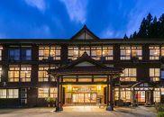 【登録有形文化財】宮大工の造った木造三階客室 平日限定ペア宿泊券