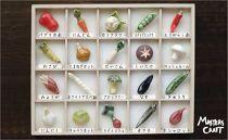 イホシロ窯 手作り箸置き お野菜20種アソート