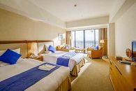 サザンビーチホテル&リゾート沖縄デラックスルームオーシャンビュー ツイン2名様ご利用(朝食付)