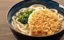 【富士菊】天ぷらうどん(12食入り)