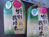 あわら市産夢ごこち特別栽培米4kg(2kg×2)