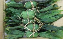 笹だんご50個入り つぶあん生笹使用