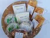 地産地消 里山の恵み3 豆腐と揚物セット