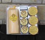 岩木地区の特産品「嶽きみ(だけのとうもろこし)」を使ったスイーツセット商品