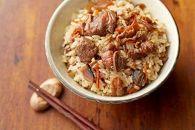 ≪はかた地鶏≫を使用したちょっと贅沢な混ぜ込みご飯の素!地鶏飯の素
