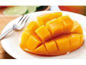 【南国ヨロン島より】完熟マンゴー0.9kg(2~3個)