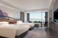 琵琶湖マリオットホテルで宿泊とサイクリングでビワイチ体験