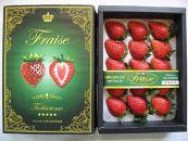 AG702-CみなみかたFRAISE倶楽部「完熟いちご とちおとめ」 化粧箱入り 15粒