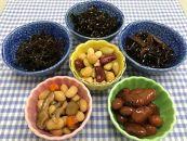 身体に優しい!「減塩昆布と低糖煮豆、機能性表示食品」詰合せ