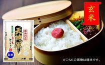 【玄米】南魚沼産しおざわコシヒカリ「天地米」玄米5㎏ 愛され続けて10周年