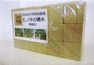 おおさか河内材使用 ヒノキの積木 45ピース