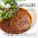 【熊野牛100%使用】特製ハンバーグシチュー5個セット