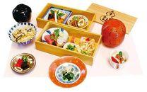 日本料理喜一 「河内名物 二段弁当」ランチ