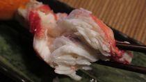 """<網走産>""""MASA""""シリーズ(Ver.タラバガニ)『自宅でアツアツな蟹を!!』"""