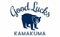【ホワイト・Sサイズ】鎌倉の人気キャラクター「カマクマ」のTシャツとTOTEバッグ