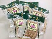 大阪産ブランド豚なにわポークの無塩せきソーセージ