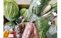 大山町産季節の野菜セット(小)