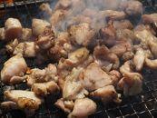 勝山バーベキューの定番 親鶏(ヒネ肉)セット【2kg】