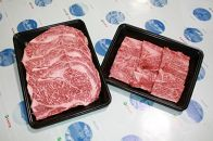「宮崎牛」ロースステーキ・焼肉