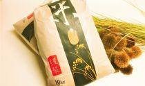 ◆【2018年産】契約栽培近江米コシヒカリ10kg×1袋精米済