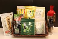 美味しい水出し茶が作れるボトル付!日本茶インストラクターが選ぶお茶のバラエティセット
