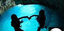 ボートで行く!青の洞窟体験シュノーケリング<2名>