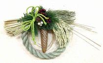 美流渡の森フレッシュリース(お正月飾り)