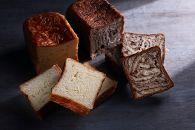 八天堂 そのままで、ふわっと。焼き上げて、サクッと。「とろける食パン」