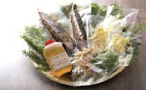 高知野菜てんこもりカツオの田舎タタキA