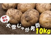 ★2019年秋発送★じゃがいも男爵(ML込) 10kg