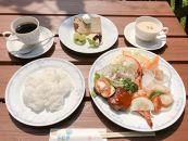 カフェ&旬菜レストラン歩絵夢のペアランチ