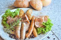 【岐阜県産豚肉使用】無添加・手作り こだわりハム・ソーセージ・ベーコン詰め合わせ(8種)