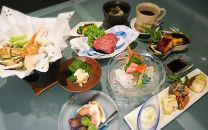 靖浩コース料理2名様分「極みコース」