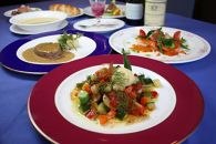 シェフおまかせ季節のコース料理