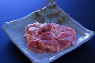 紀州産梅由来の餌で育ったコクと旨み「紀州うめどり」もも肉1kg