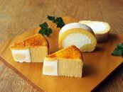 【ポイント交換専用】焦がし卵ソースのブリュレバーム&練乳ロールセット