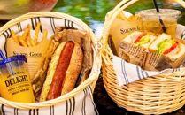 三島スカイウォーク入場、ピクニックカフェ昼食付【2名様】