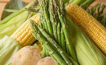 いわみざわの新鮮農産物セット(5or6月~11月)※定期便