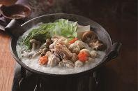 みつせ鶏水炊きよかたい鍋