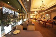 沼津リバーサイドホテル レストラン「KEYAKI」ランチバイキング券