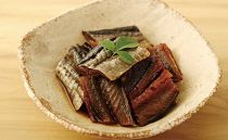 伝統を味わう。本格的料理素材・身欠きにしん「銀鱗」