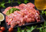 (まるごと糸島)A4ランク糸島黒毛和牛味付きカルビ焼肉1、6kg