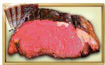 米久ローストビーフと豚肉の味噌煮込み、和醤煮込みのセット
