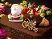 クリスマス限定!ケーキ&チキンセット「幻チョコケーキ&丸ごとチキン」