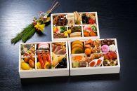 しょうざん和風おせち料理「玉庵」(ぎょくあん)と浅間酒造の大吟醸「秘幻」720ml