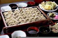 【新潟郷土料理】布のりへぎそば(200g×3束)